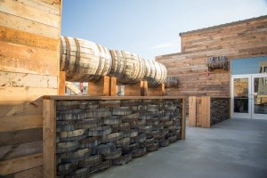 2nd Floor Barrel Wall- Varsity Tavern (1)